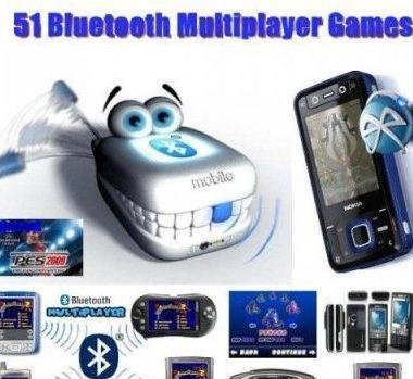 Обложка 29 игр на телефон по Bluetooth